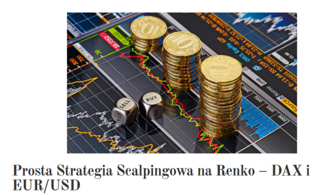 Nowy FILM! – STRATEGIA SCALPINGOWA NA RENKO