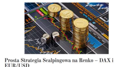 eurusd-dax-prosta-strategia-scalpingowa-renko-trading-scalping-sukces-agnieszka jagodzinska-scalping na forex-strategie forex